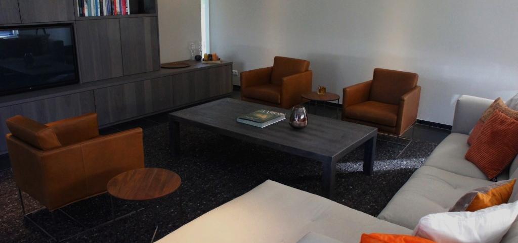 nieuwe indeling en interieur voor villa - cinterieur